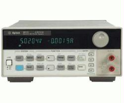 HP/AGILENT 6612C POWER SUPPLY, 0-20 V/0-2 A